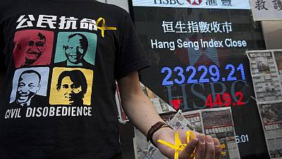 More join protests in Hong Kong despite government warning to go home