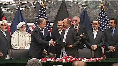 Foreign troops to remain in Afghanistan