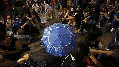 Hong Kong pro-democracy activists threaten more protests if demands not met