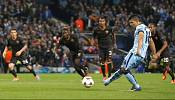Champions League: Manchester City held by AS Roma