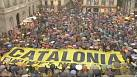 Catalans protest court suspension of November independence vote
