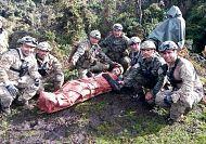 Spanish caver rescued after 12 days underground