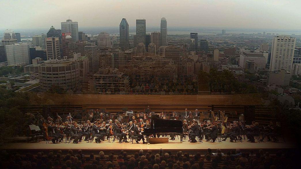 A imersão musical de Montréal