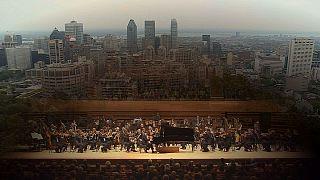 La musique selon Benjamin Grosvenor et Kent Nagano à Montréal