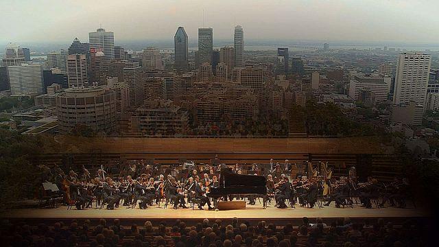 موريال: الموسيقى من وجهة نظر كينت ناغانو وبنيامين غروسفينور