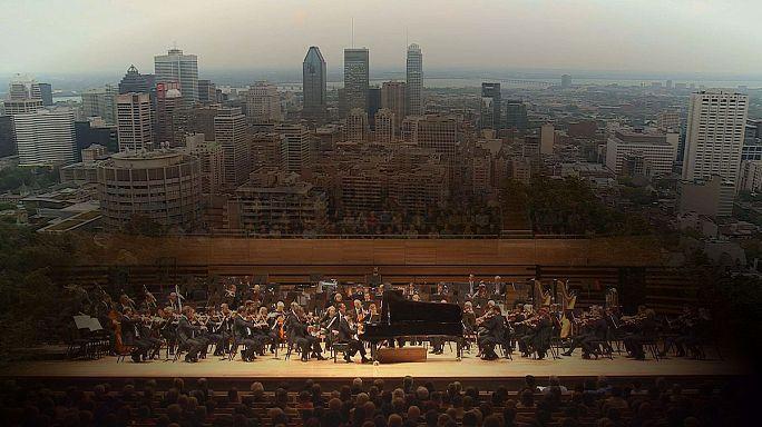 Montreal'de müzik ziyafeti