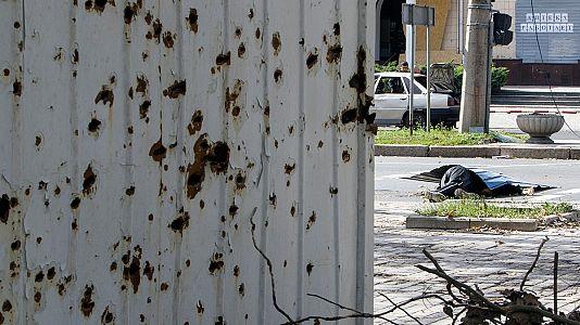 Ten civilians killed by shells in Ukraine's Donetsk