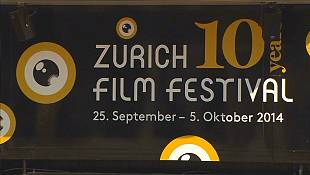 Banderas at Zurich Film Festival