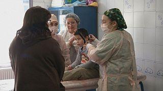 Copper arrests hospital infections