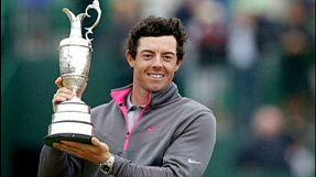Golf: Rory McIlroy è il giocatore dell'anno