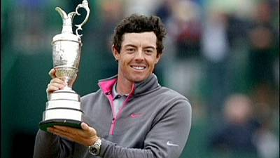 McIlroy voted PGA Tour Player of the Year