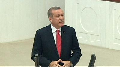 Turkey to vote on right to order military action in Syria and Iraq