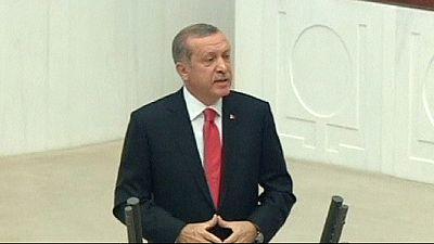 Türkei: Parlament vor Entscheidung über Kampfeinsätze gegen Islamisten