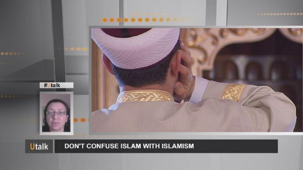 Den Islam nicht mit Islamismus verwechseln