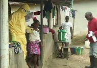 Struggling to contain the Ebola virus in Liberia