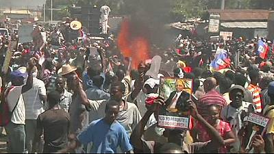 Scuffles on anniversary of Haiti coup – nocomment
