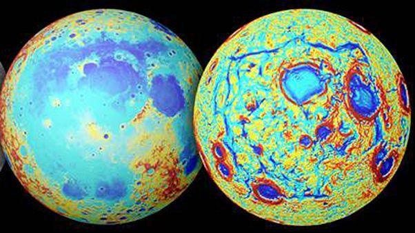 Τι ειναι κρυμμένο κάτω από τη μεγαλύτερη «θάλασσα» της Σελήνης;