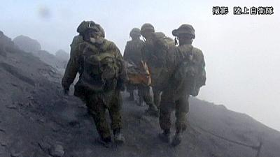 Death toll from Japanese volcano could still rise