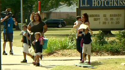 نگرانی والدین دانش آموزان در تگزاس از گسترش ابولا