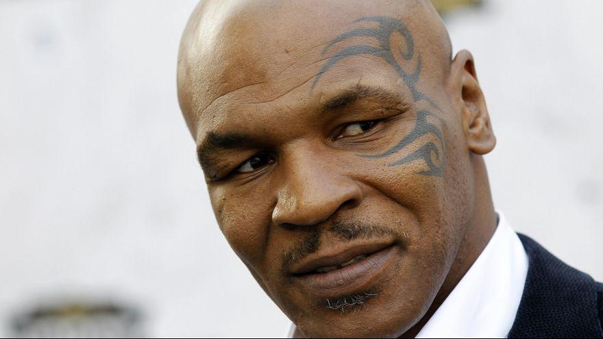 ¿Quieres preguntarle algo a Mike Tyson?