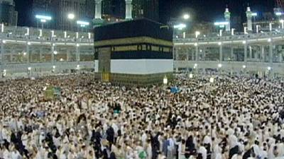 Hajj spells 'business boom' for Mecca – nocomment