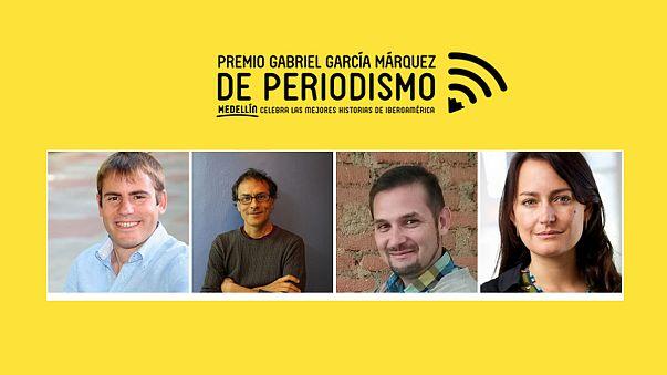 Eduardo Suárez gana el Premio Gabriel García Márquez de Periodismo