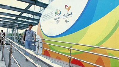 Olympia in Rio kommt auf Touren