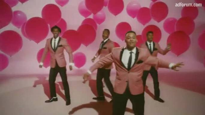 The Singing Mammogram  (Susan G. Komen for the Cure)