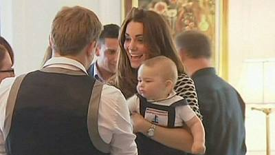 William and Kate warn paparazzi over 'harassment' of Prince George