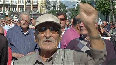 Pensioners challenge Greece coalition over austerity