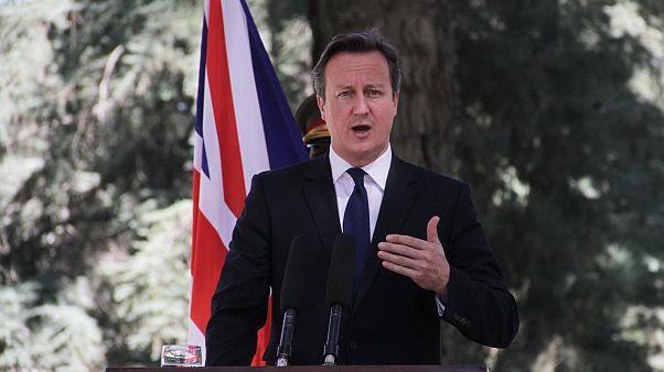 Κύπρος: Μυστική επίσκεψη Κάμερον στη βρετανική βάση Ακρωτηρίου
