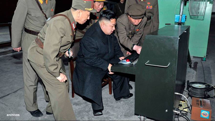 What's wrong with Kim Jong-un; Who's running North Korea?