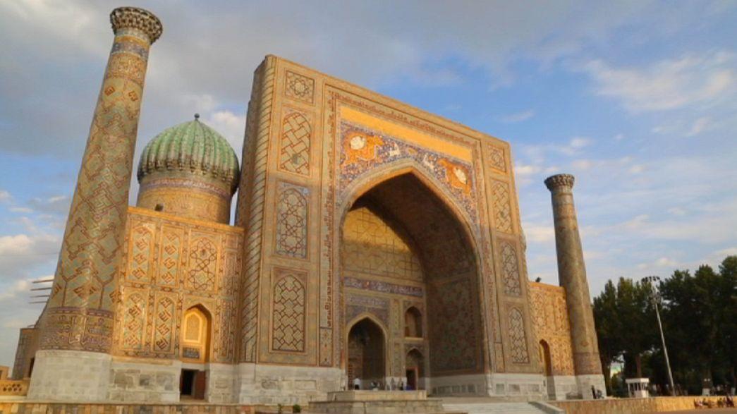 A Selymeutat támasztaná fel a turizmusnak Szamarkand