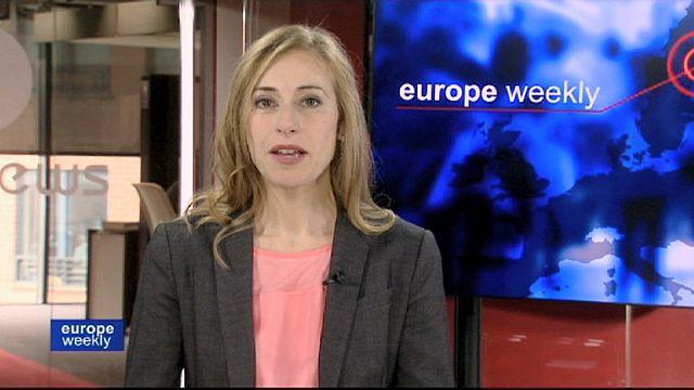 ابرز الاهتمامات الاوروبية على مدى اسبوع مضى في برنامج يوروب ويكلي.