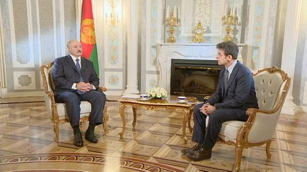 Bonus Interview: Александр Лукашенко