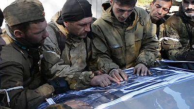 Ukraine: Separatists storm Donetsk airport