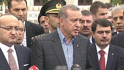 Erdogan: Türkei unterstützt ISIL nicht