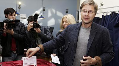 Pro-Russian Harmony party come top in Latvia elections