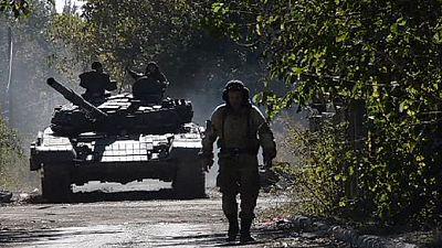 Fighting intensfies in Ukraine – nocomment