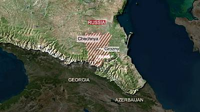 Police officers killed in suicide bomb attack in Chechnya