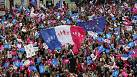 Protests in Paris for and against surrogacy and medically-assisted reproduction