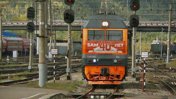 BAM: a Soviet dream back on track