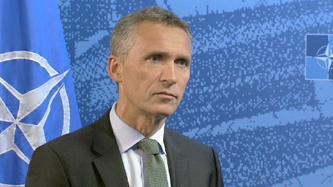 """NATO-Chef Stoltenberg: """"Russland muss in Übereinkunft mit internationalem Recht handeln"""""""