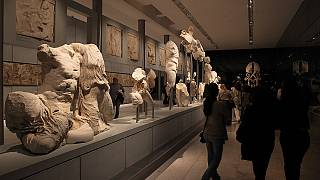 Η επίσκεψη της κυρίας Κλούνεϊ στην Αθήνα για τα Μάρμαρα του Παρθενώνα