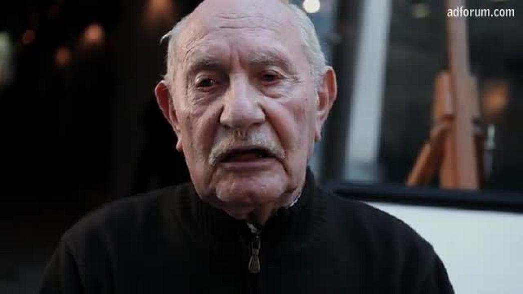 Holocaust Survivors (Museo del Holocausto)