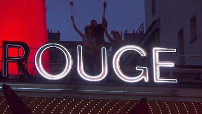 Des Femen à l'assaut du Moulin Rouge