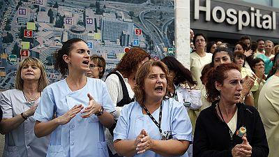 Ebola : l'Union européenne demande des comptes à l'Espagne