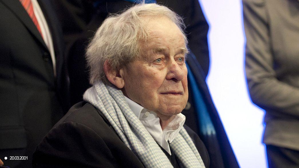 Siegfried Lenz, Deutschlands Gewissen, ist tot