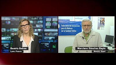 """Ebola in Spanien: """"Die Verantwortlichen sollten zurücktreten"""""""