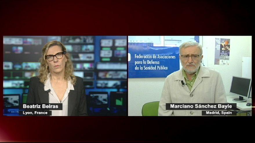 اسبانيا تكثف جهودها لإحتواء فيروس إيبولا